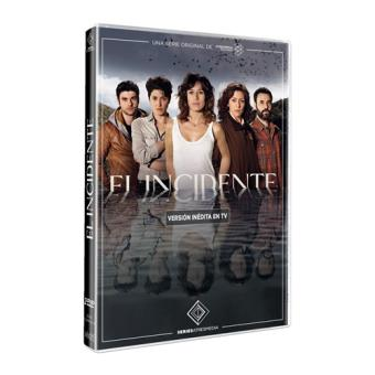 El incidente - Temporada 1 - DVD