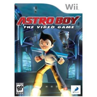 Astro Boy Wii