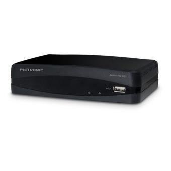 Receptor TDT Metronic Zapbox HD-SO.1 Negro