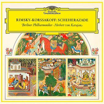 Rimsky-Korsakov - Scheherazade - Vinilo