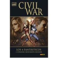 Civil War: Los Cuatro Fantásticos