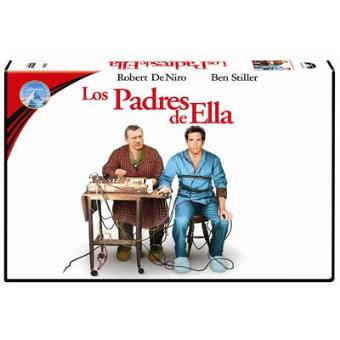 Los padres de ella - DVD Ed Horizontal