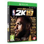 NBA 2K19 Edición 20 Aniversario XBox One