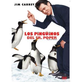 Los pingüinos del Sr. Popper - DVD