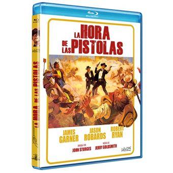 La Hora de las Pistolas - Blu-Ray