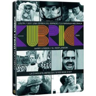 Kubrick Pack - Steelbook DVD