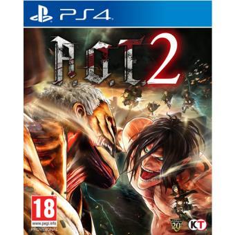A.O.T. 2 (Attack on Titans 2)  PS4