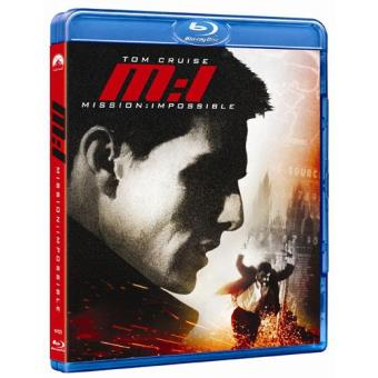 Misión imposible - Blu-Ray