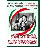 Nosotros, los pobres - DVD