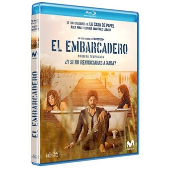 El embarcadero - Temporada 1 - Blu-Ray