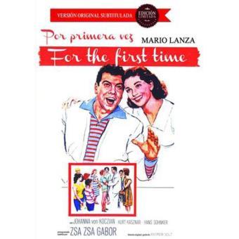 Por primera vez (V.O.S.) - DVD