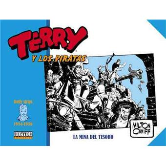 Terry y los piratas. 1934-1936
