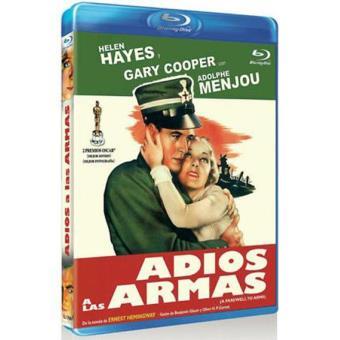 Adiós a las armas - Blu-Ray