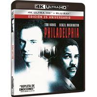 Philadelphia - UHD + Blu-Ray