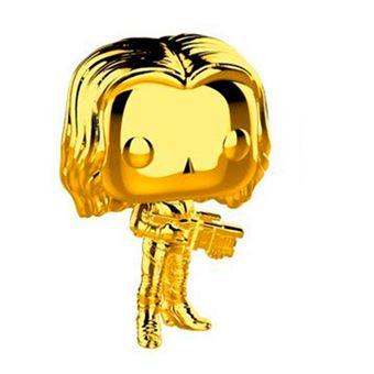 Figura Funko Marvel Gamora dorado