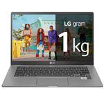 Portátil LG Gram 14Z90N-V-AR51B 14'' Gris