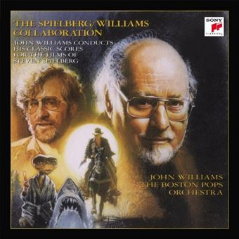 The Spielberg/Williams Collaboration - Vinilo