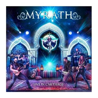 Live In Carthage - CD + DVD
