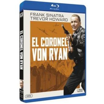 El Coronel Von Ryan - Blu-Ray