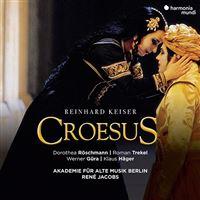 Keiser - Croesus - 3 CD