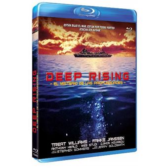 Deep Rising - Blu-Ray