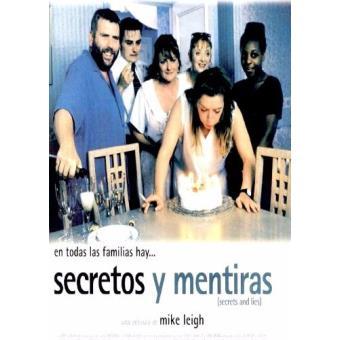 Secretos y mentiras - DVD