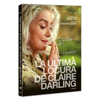 La última locura de Claire Darling - DVD
