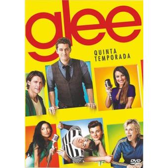 Glee  Temporada 5 - DVD