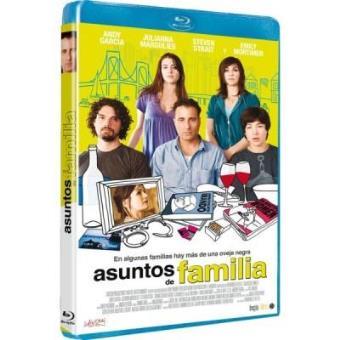 Asuntos de familia - Blu-Ray