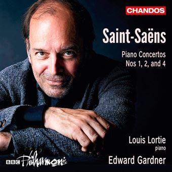 Saint-Saëns - Piano Concertos