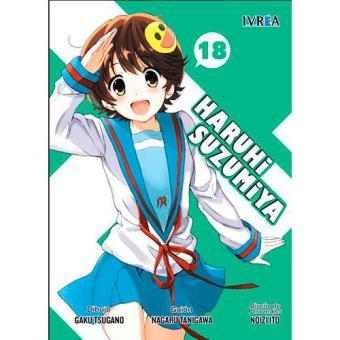 Haruhi Suzumiya 18