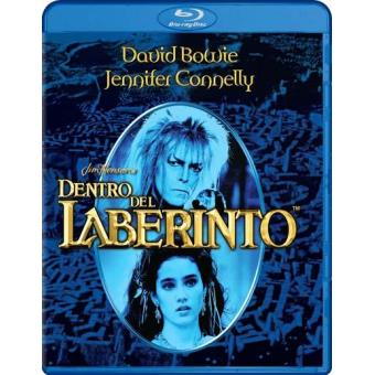 Dentro del laberinto - Blu-Ray