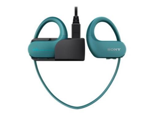 MP3 acuĂĄtico Sony NW-WS413 verde
