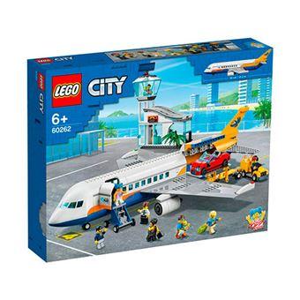 LEGO City Airport 60262 Avión de Pasajeros