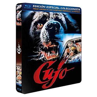 Cujo - Ed Coleccionista - Steelbook Blu-Ray + 8 Postales