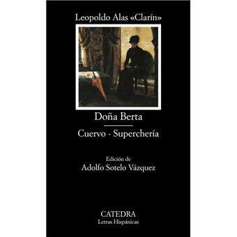 Doña Berta - Cuerno - Superchería