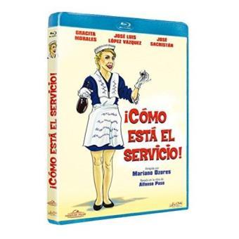 Cómo esta el servicio - Blu-Ray