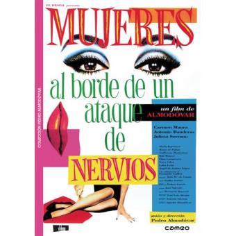 Mujeres al borde de un ataque de nervios - DVD