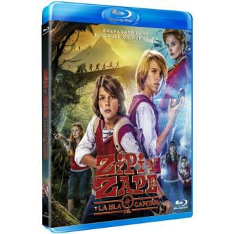 Zipi y Zape y la isla del capitán - Blu-Ray