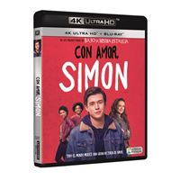 Con amor, Simon - UHD + Blu-Ray