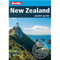 Berlitz Pocket Guide New Zealand (Travel Guide eBook)