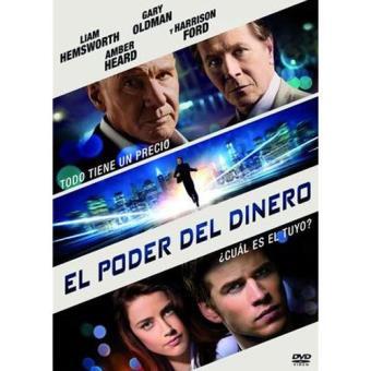 El poder del dinero - DVD