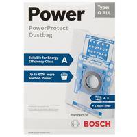 Bolsas de aspirador Bosch BBZ41FGALL
