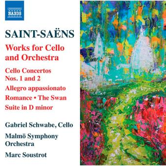 Saint-Saëns: Works for Cello and Orchestra