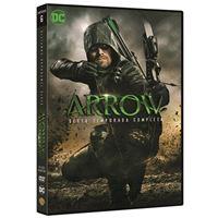 Arrow  Temporada 6 - DVD