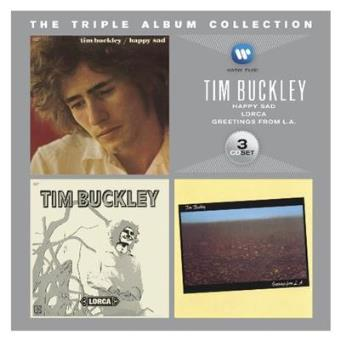Triple Album Collection. Tim Buckey