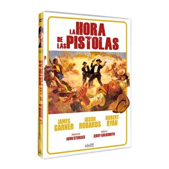 La Hora de las Pistolas - DVD