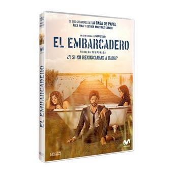 El embarcadero - Temporada 1 - DVD