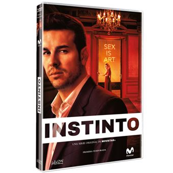 Instinto  Temporada 1 - DVD
