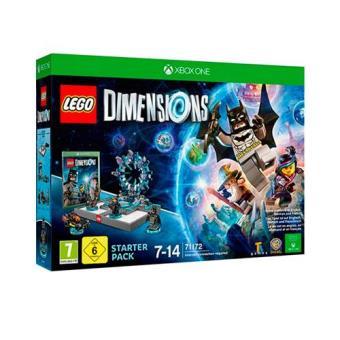 LEGO Dimensions Pack de Inicio  Xbox One